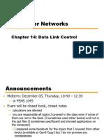 14-Data Link Control
