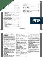 Manual Del Medidor de Distancia