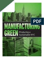 Manufacturing Green
