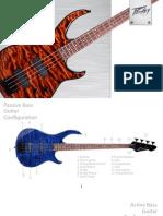 Peavey bass guitar manual
