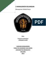 Manajemen Modal Kerja (Uts)