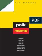 Manual usageMomo Sub
