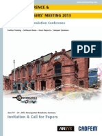 ANSYS Conference German June