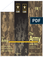 Army - FM 1 - The Army