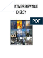 alternativerenewable energy