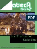 Asiateca - Los Rostros Del Kaiju Eiga