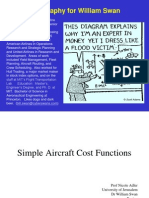 Airplane Cost Slides Simple