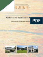 Gemeente Voorschoten Kantorennota 2012-2020