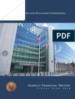 Securities & Exchange Commission 2014 Report