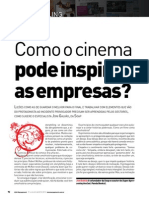 Como o Cinema Inspira as Empresas