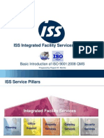 Basic Induction of ISO 9001 2008 QMS Standards and Documenta