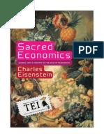 Charles Eisenstein Economia Sacra Banii Darul Si Societatea in Epoca Tranzitiei Ecran