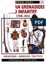 Austrian Grenadiers and Infantry 1788-1816