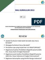 1.1 Rasional Kurikulum 2013 Rev
