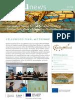 Second CELLUWOOD Newsletter