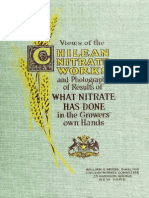 Views of the Chilean nitrate works and photographs of results of what nitrate has done in the growers' own hands