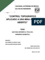 CONTROLTOPOGRAFICO APLICADO A MINA A CIELO ABIERTO 14 nobiembre.pdf