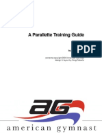 Parallette Training Guide
