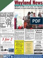 The Wayland News January 2015