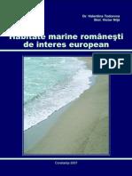 Romanian Marine Habitats of European Interest