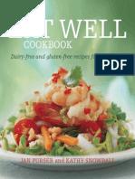 Eat Well Cookbook - Jan Purser