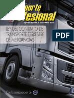 Ley Del Contrato de Transporte