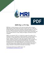 HDPE-PVC