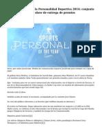 BBC Sport - BBC a la Personalidad Deportiva 2014