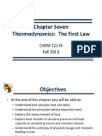 Chemical Principles Notes Chapter 7