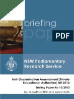 Anti Discrimination Private Educational PDF