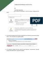 Manual de Configuración Para Outlook 2010 - Diviino