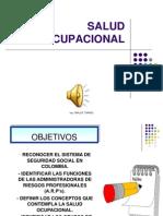 Generalidades dsalud ocupacional