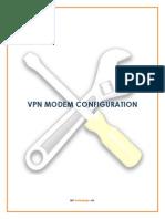 Modem Configuration