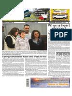 December 31, 2014 Tribune Record Gleaner