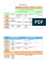 SCHEME OF WORK/RPT FORM 1 2011