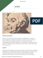 Biographie _ Léon Bloy