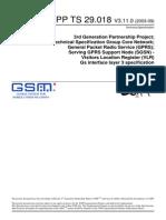 3GPP TS 29.018-3b0