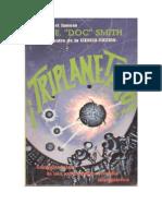 E.E. Smith - Triplanetario