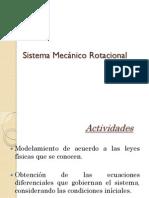 Sistema Mecanico Rotacional