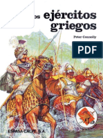 Peter Connolly Los Ejercitos Griegos