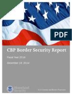 Final Draft Cbp Fy14 Report_20141218