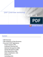 01 SAP Overview