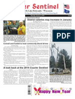 January 1, 2015 Courier Sentinel