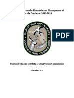 FWC Panther Annual Report 2013 14 Final