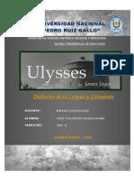 Análisis del Ulises de James Joyce