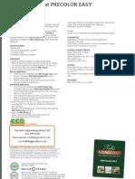 rubio monocoat Precoloreasy data