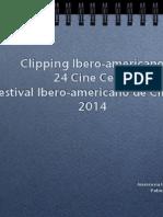 Clipping Ibero-americano 24 Festival CineCeara 2014