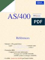 Architecture de l'AS/400