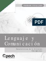 FL-302 Caractersticas de La Literatura Contempornea