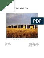 Minimalism Ic